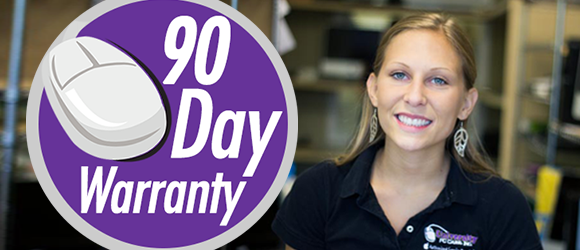 Introducing the 90 Day Carefree Repair Warranty