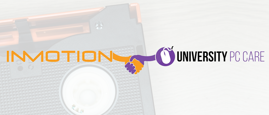 New partnership between University PC Care and Inmotion