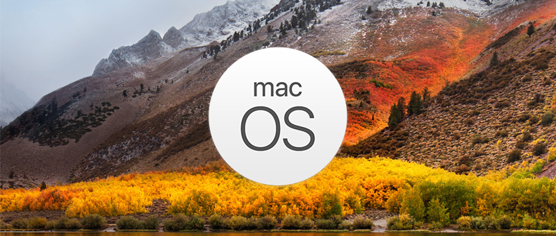 How to prepare for macOS High Sierra