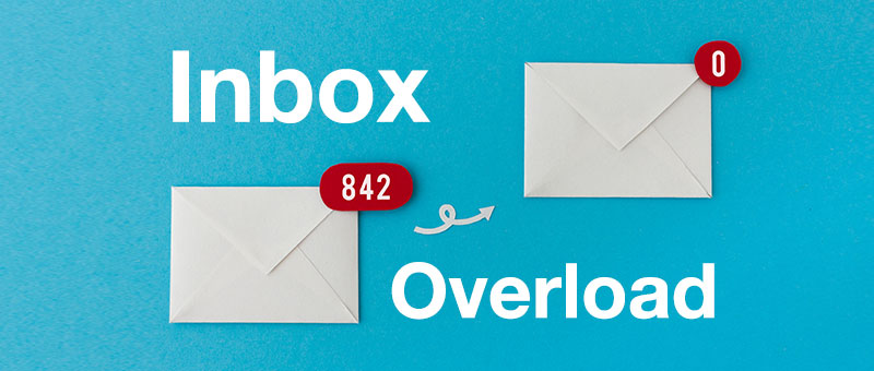 How to Deal with Inbox Overload